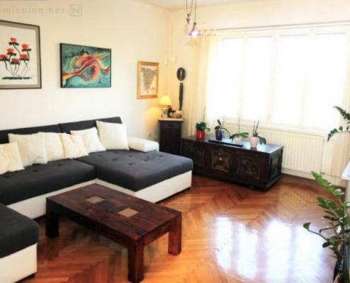 2,5 room apartment near Tivoli park in Ljubljana