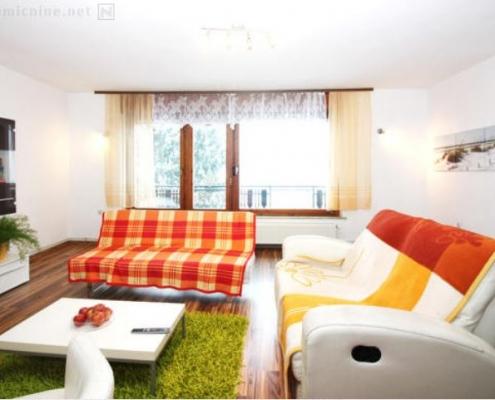 Large house near Ljubljana for arranging hostel or mini-hotel