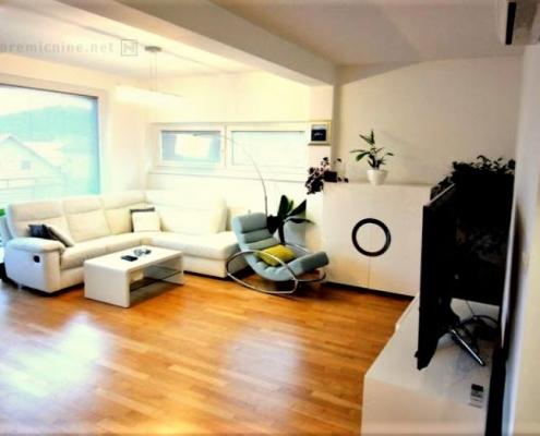 Современный пентхаус 5-комнатный дуплекс в Любляне