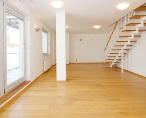 5-room duplex apartment in Ljubljana, Bezhigrad district