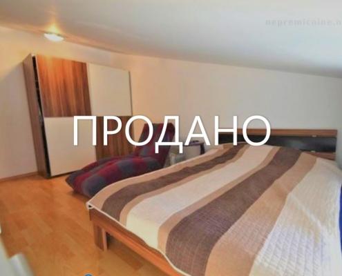 3х комнатные апартаменты-дуплекс в Изоле