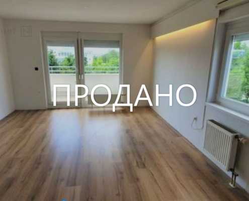3х комнатная квартира в Любляне