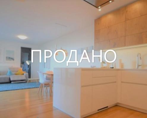 3х комнатная квартира в Копере с видом на море в ЖК Ноктюрно