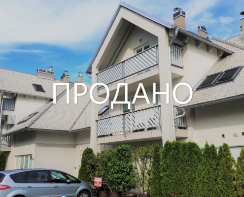 3х комнатные апартаменты для сдачи в аренду в самом центре Бледа