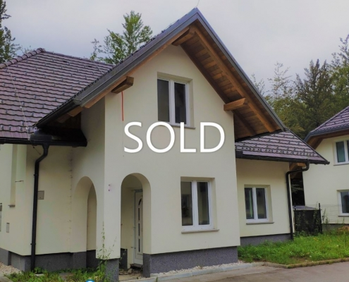 New house on Lake Bohinj, the real pearl of Slovenia