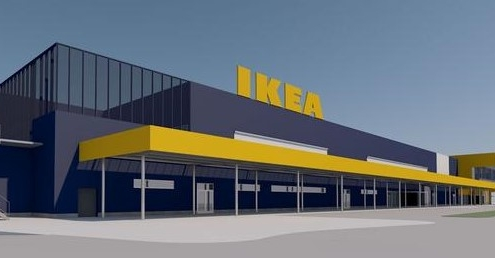 IKEA will build its first store in Slovenia in Ljubljana