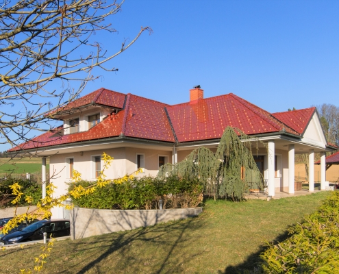 Spacious, beautiful and bright house near Ljubljana