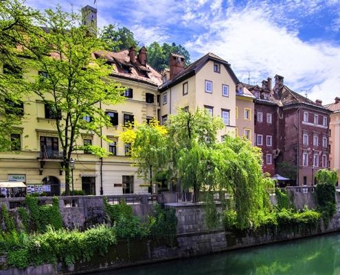 Любляна может стать еще одной столицей, где может быть ограничен сервис краткосрочной аренды
