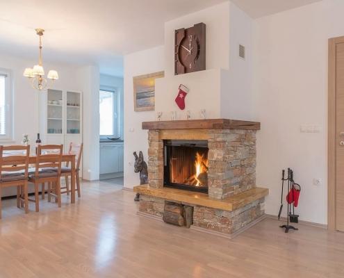 Cozy villa for rent on Bohinj Lake