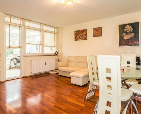 2.5 room apartment near the center of Ljubljana
