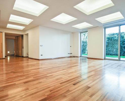 4х комнатная квартира с атриумом в центре Любляны в доме премиум класса