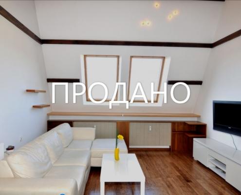 3,5 комнатный дуплекс в Камнике