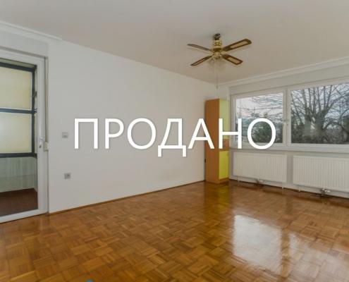 3х комнатная квартира в Любляне, район Вевче