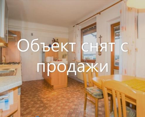3,5 комнатная квартира в Любляне, район Рудник