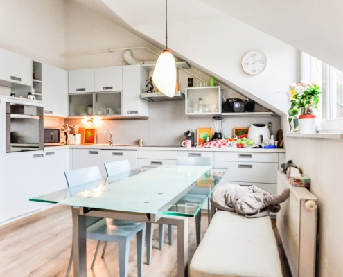 4-room apartment in Ljubljana, Brdo district