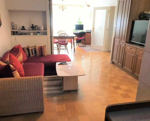 3 room apartment in the center of Ljubljana, Tabor disrtict