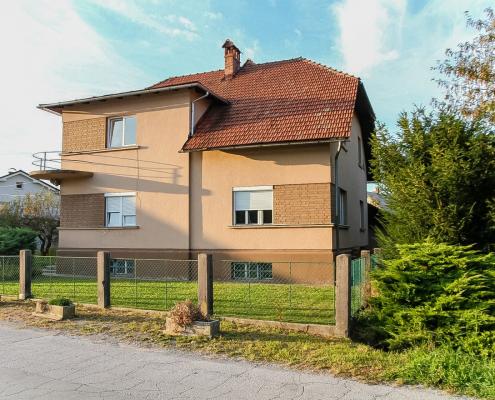 Дом рядом с Любляной в центре Врхники