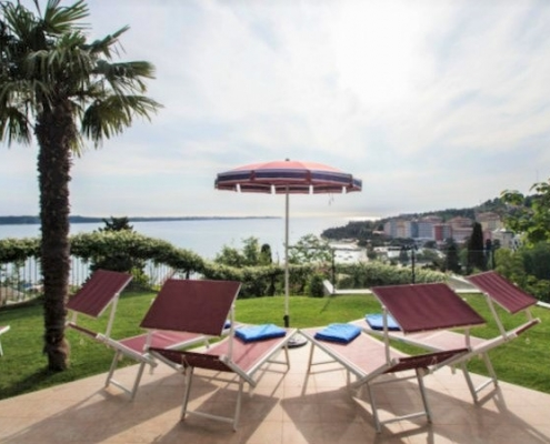 Boutique hotel 4 * in Portoroz