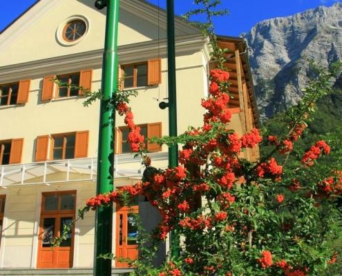 Hotel 3* v slovenskih Alpah s čudovitim razgledom na Mangart