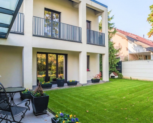 Modern and stylish detached house in Ljubljana