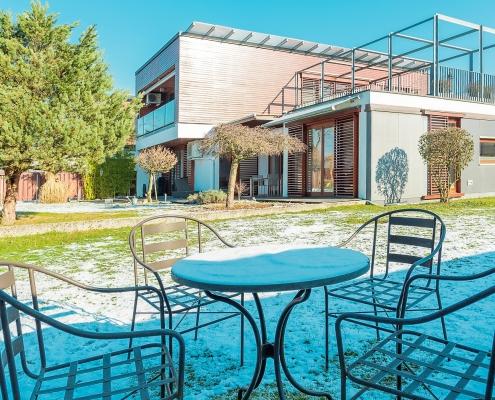 Современный роскошный дом на самой лучшей локации в Любляне
