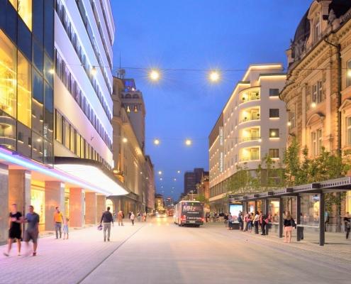 Коммерческая недвижимость с долгосрочными арендаторами в Любляне