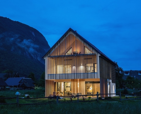 Apart-hotel 4* on Lake Bohinj, Slovenia