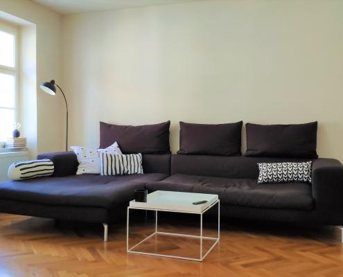3х комнатная квартира в центре Любляны на Бреге
